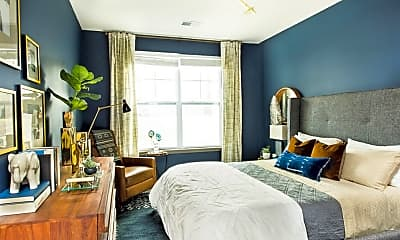 Bedroom, The Retreat Apartments, 2