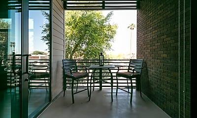 Patio / Deck, 4020 N Scottsdale Rd 2002, 2