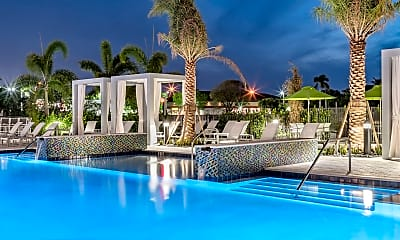 Pool, The Point at Doral, 1