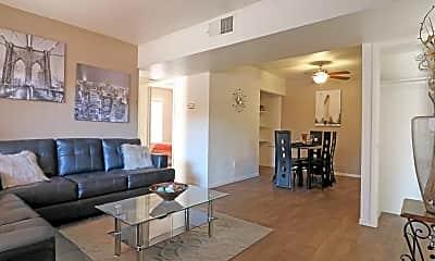 Living Room, Hacienda Hills, 0