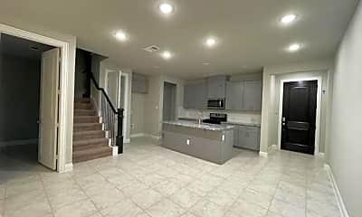 Living Room, 542 Teton St, 1