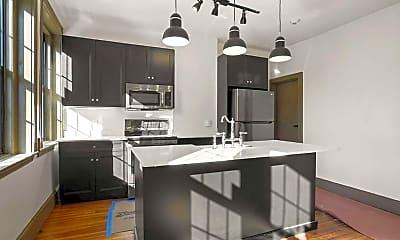 Kitchen, 55 Plymouth St, 2