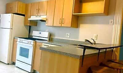Kitchen, 2222 Eutaw Pl, 2