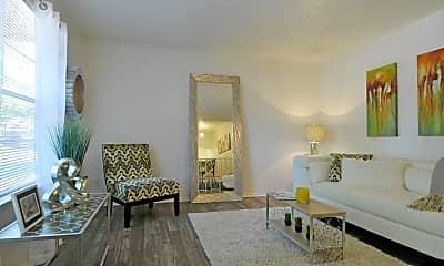 Living Room, The Vibe at Landry Way, 1