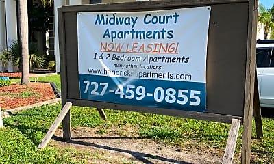 Midway Court Retirement Apts, 1