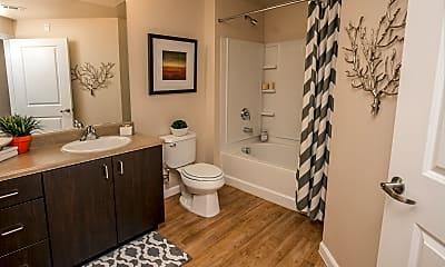 Bathroom, Loreto/Palacio Apartments, 2