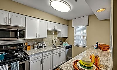 Kitchen, Exton Crossing Apartment Homes, 1
