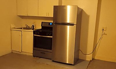 Kitchen, 150 Lark St, 1