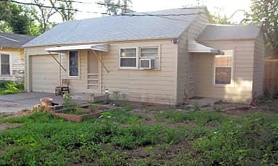 Building, 1613 Ave Y, 1