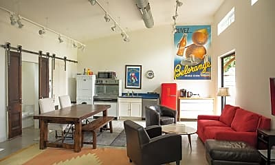 Living Room, 227 Carden Ave, 2