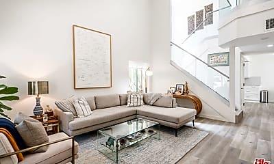 Living Room, 6503 Dume Dr B, 0