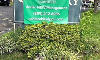 Ashland Apartments, 1