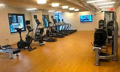 Fitness Weight Room, 360 Huguenot St, 2