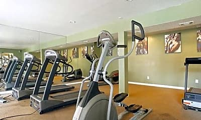 Fitness Weight Room, 3600 Woodchase Dr, 2
