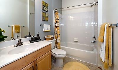 Bathroom, Kensington Crossing, 1