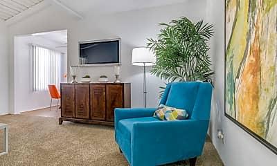 Living Room, Villa Viento, 0