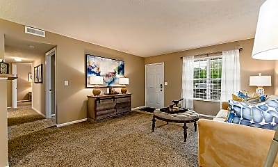 Living Room, Albany Landings, 1