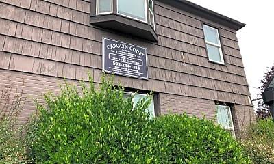 Carolyn Court Apartments, 1