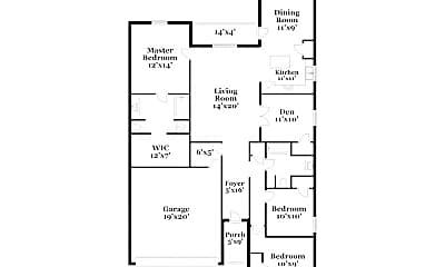 Building, 513 St James Pl, 1