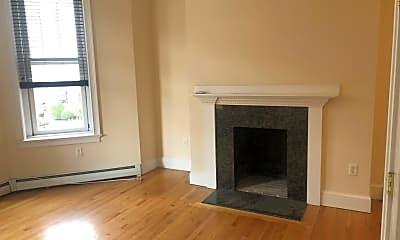 Living Room, 435 Beacon St, 1