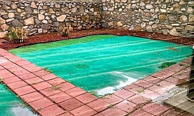 Pool, 1850 Shreya St, 2