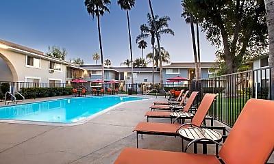Pool, Montejo Apartments, 0