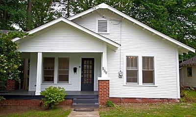 Building, 509 Minden St, 2