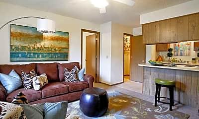 Living Room, East Oaks, 1