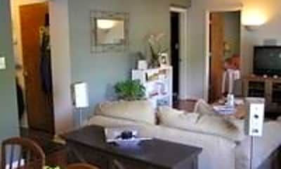Living Room, 410 S College Ave, 1