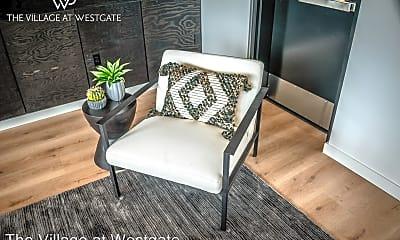 Bedroom, 10032 Edmonds Way Westgate@northwestapartments.com, 2
