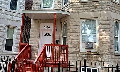 Building, 3840 W Fillmore St 2, 0