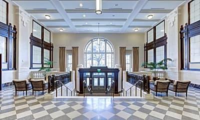 Foyer, Entryway, Residences at the John Marshall, 1