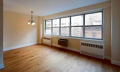 Living Room, 300 E 71st St, 0