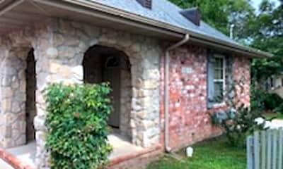 Building, 1141 S Oak Grove Ave, 1