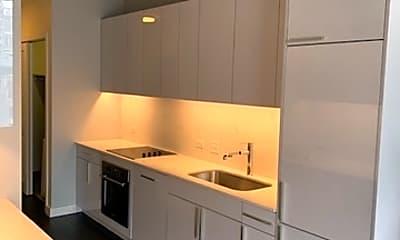 Kitchen, 220 W Illinois St 2208, 1