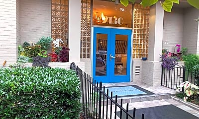 Patio / Deck, 2130 N St NW 205, 0