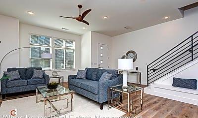 Living Room, 3108 SE C St, 0