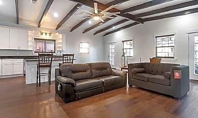 Living Room, 1930 Washington Ave, 1