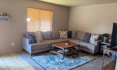 Living Room, 1761 N Belvedere Way, 1