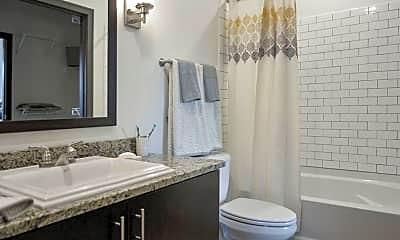 Bathroom, 9910 Sawyer Apartments, 2