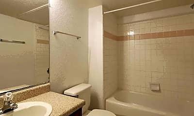 Bathroom, Saddlebrook Village, 2