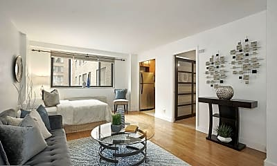 Living Room, 1420 N St NW 214, 1