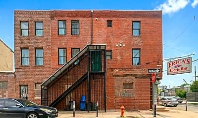 Building, 2049 E Hagert St UPPER, 1