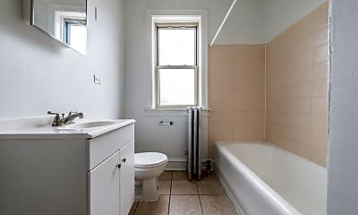 Bathroom, 9000 S Bishop Street, 1
