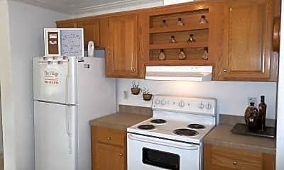 Kitchen, The Village at Sam Houston, 0