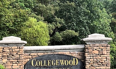 Collegewood Apartments, 1