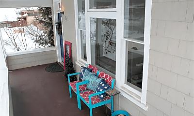 Patio / Deck, 328 W 500 N, 2