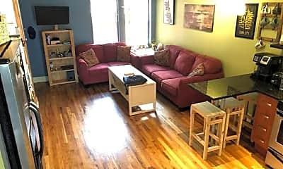 Living Room, 4517 N Central Park Ave, 2