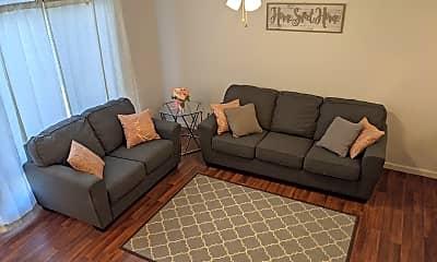 Living Room, 490 Edgewood Dr, 1
