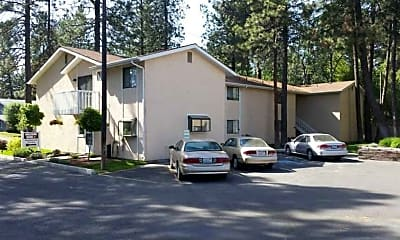 Building, Northwood Terrace Apartments, 0